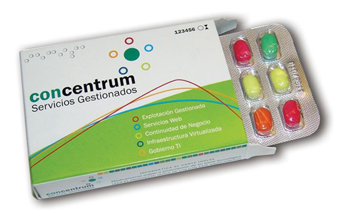 Caja MEDICAMENTOS con BLISTER caramelos